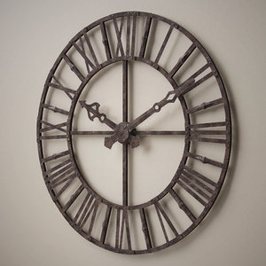 clock rh - 1840s max