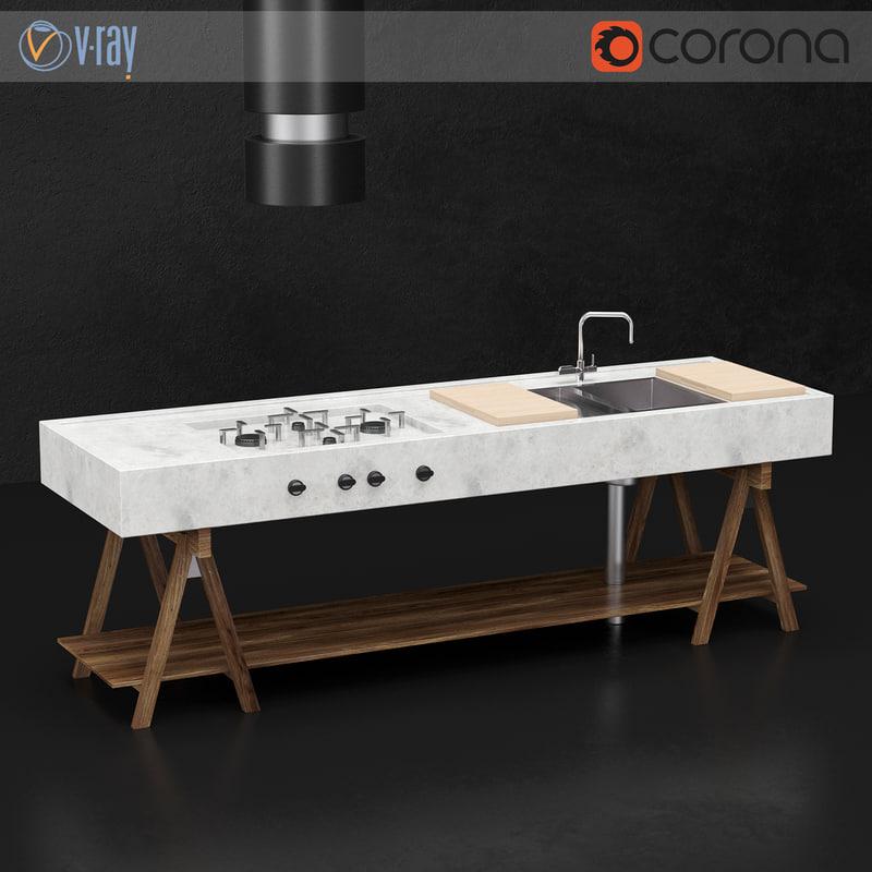 max convivio casalando kitchen table