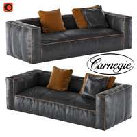 nolita leather sofa 3d max