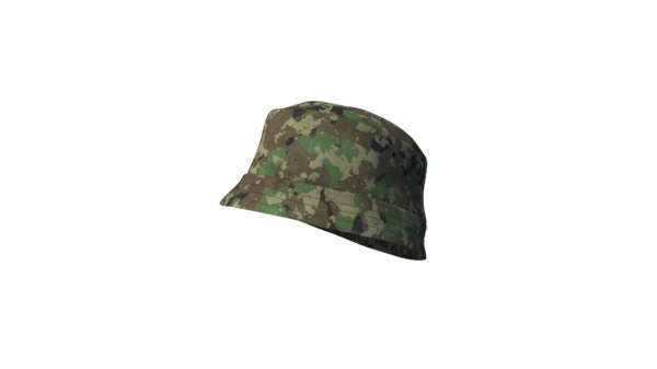 3d hat military