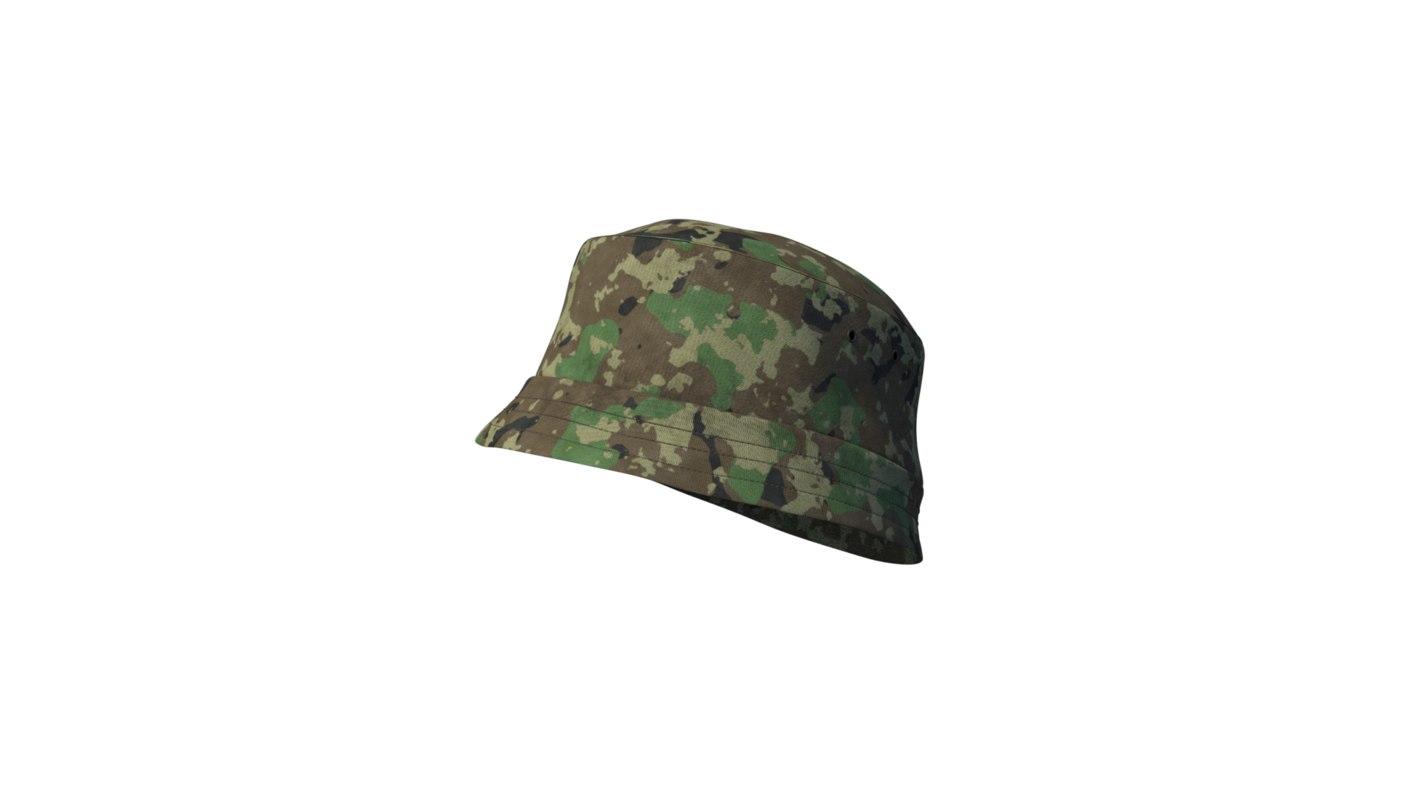 3d hat military