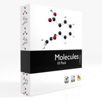 blend molecules -