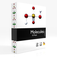 obj molecules - 4