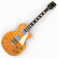 gibson les paul traditional 3ds
