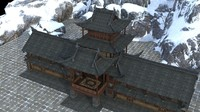 japanese ancient architecture residence max