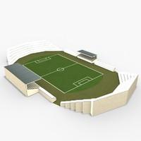 limbe omnisport stadium 3d x