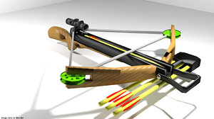 3ds bow compound crossbow