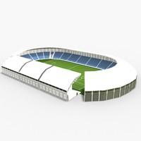 3d ottoman stadium