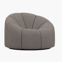 chair 109 3d max
