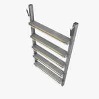 robust ladder 3d model