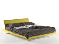 3d siena bed model