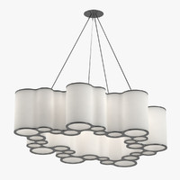 3d model lamp 117