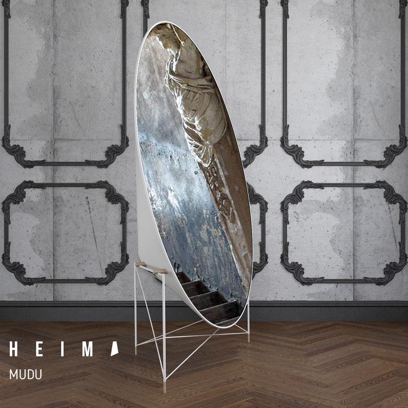 max freestanding mirror