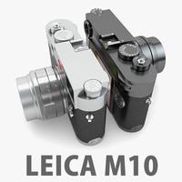leica m10 3d model