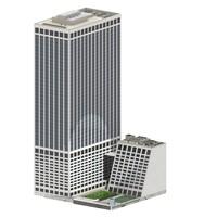 55 water street 3d model