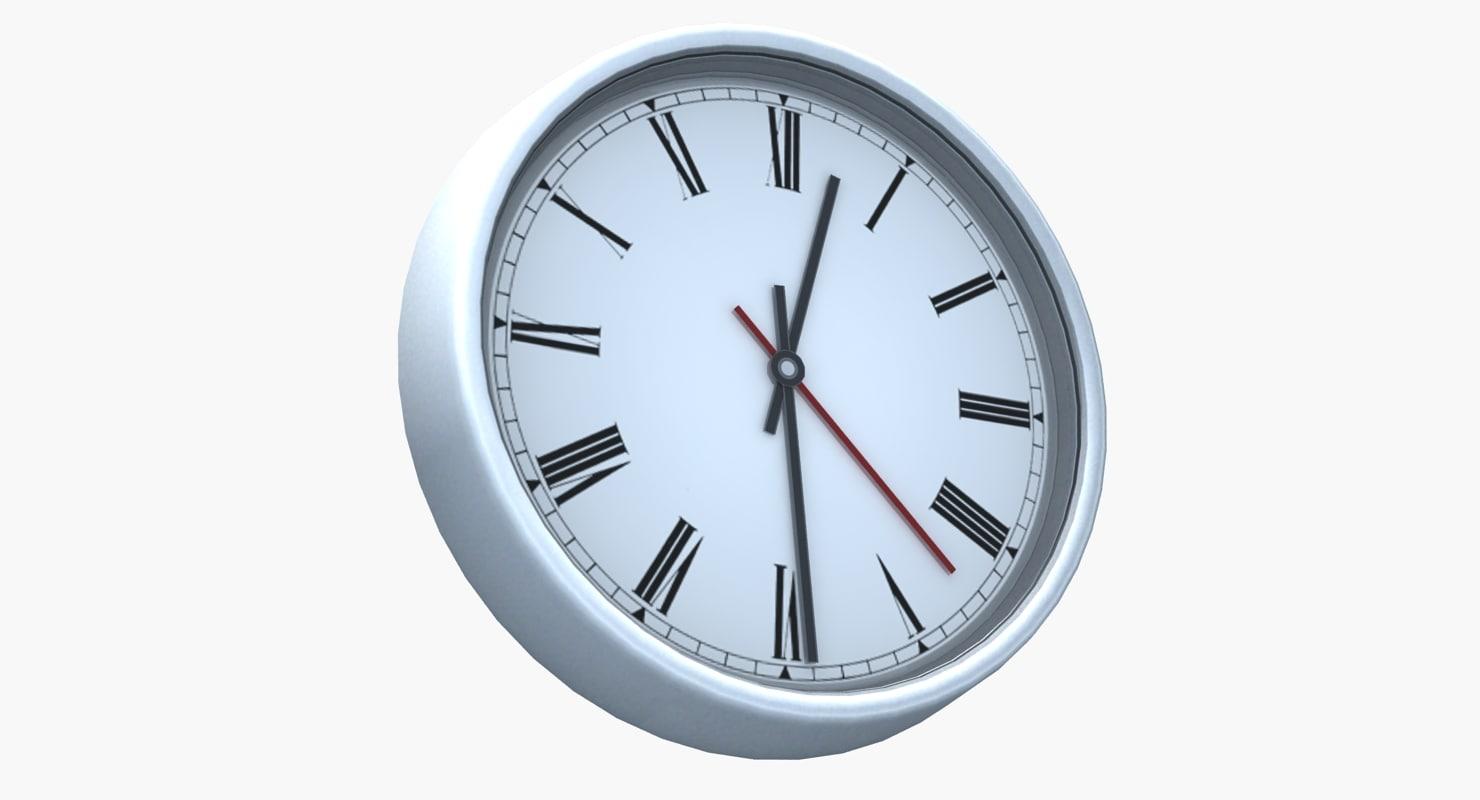 max wall clock rigged