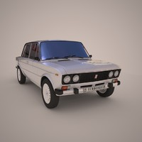 Vaz 2106 Russian Car