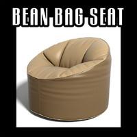 bean bag 3d model