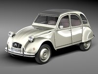 Citroen 2CV 1948-1990