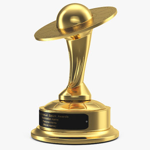 3ds saturn trophy