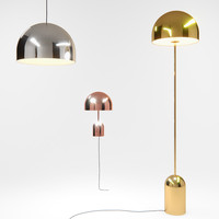 Tom Dixon Bell Lamps Collection