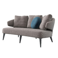 3d minotti aston sofa model