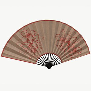 pbr hand fans max