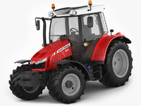 Massey Ferguson 5600 series tracor