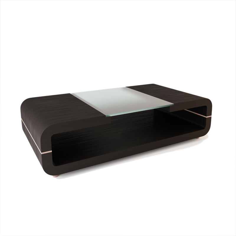 modern coffee tables 3d 3ds