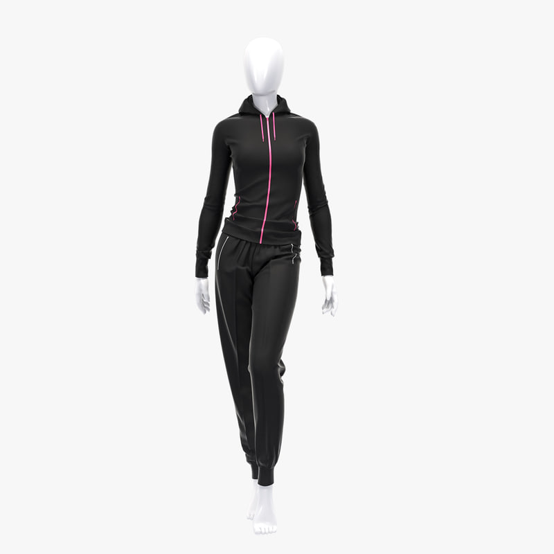 max female sport suit