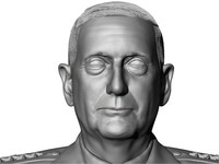 3d general james mad dog