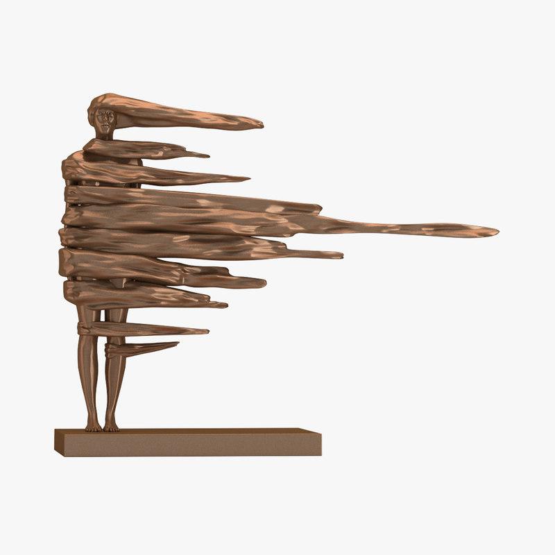 3d model sculpture 36