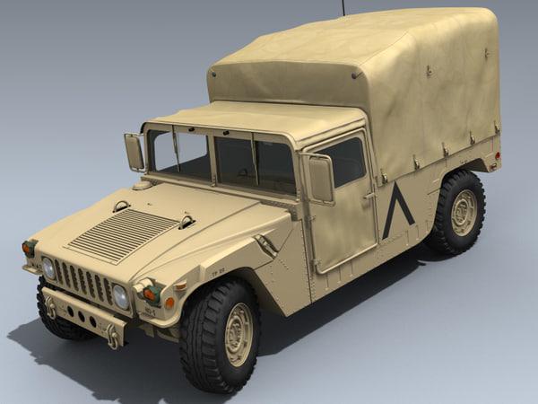 m998 cargo carrier hmmwv max