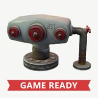 pbr industrial hydrant valve ma