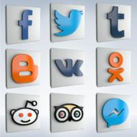 obj social icons