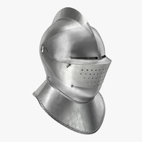 armet closed helmet max