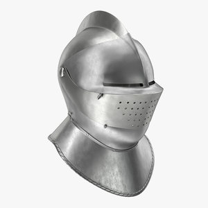 armet closed helmet max