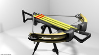 bow crossbow multiple 3ds