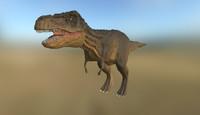 obj tyrannosaurus rex