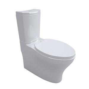 3d kohler toilet