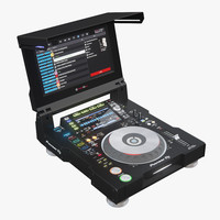 cdj-tour1 multi-player touch 3d max