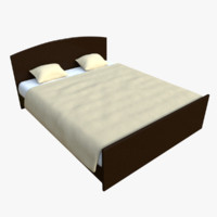 3d max bed orthopedic base