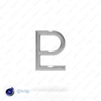 symbol pluto c4d