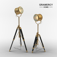 floor lamp gramercy home 3d max