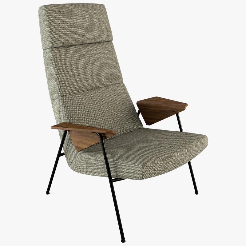 3d votteler chair