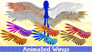 Animated Wings