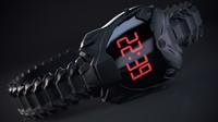 Robocop wrist watch