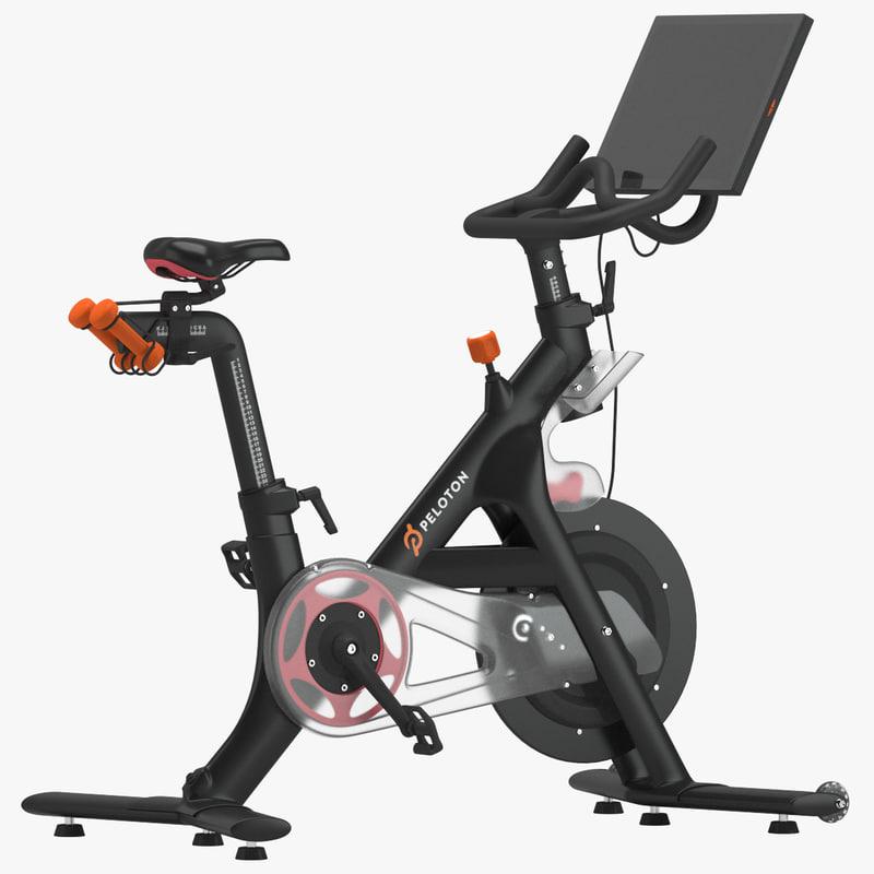 max peloton bike gym