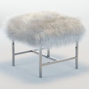 tavi mongolian faux fur max
