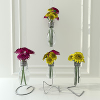 light bulb vase dwg